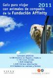 Portada de GUIA PARA VIAJAR CON ANIMALES DE COMPAÑIA 2011