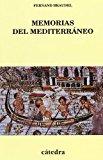Portada de MEMORIAS DEL MEDITERRANEO: PREHISTORIA Y ANTIGÜEDAD