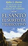 Portada de EL SANTO, EL SURFISTA Y EL EJECUTIVO
