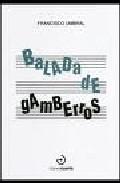 Portada de BALADA DE GAMBERROS