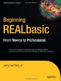 Portada de BEGINNING REALBASIC: FROM NOVICE TO PROFESSIONAL (EXPERT'S VOICE)