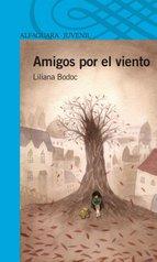 Portada de AMIGOS POR EL VIENTO (EBOOK)