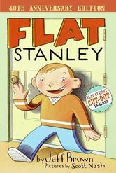 Portada de FLAT STANLEY: HIS ORIGINAL ADVENTURE!