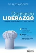 Portada de COCINANDO LIDERAZGO