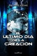 Portada de EL ULTIMO DIA DE LA CREACION