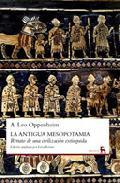 Portada de LA ANTIGUA MESOPOTAMIA. RETRATO DE UNA CIVILIZACIÓN EXTINGUIDA