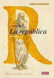 Portada de LA HISTORIA DE LA REPUBLICA DE PLATON