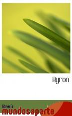 Portada de BYRON