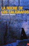 Portada de LA NOCHE DE LOS CALÍGRAFOS