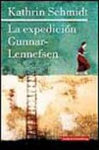 Portada de LA EXPEDICION GUNNAR-LENNEFSEN