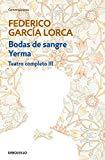 Portada de TEATRO COMPLETO : BODAS DE SANGRE; YERMA