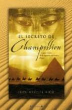 Portada de EL SECRETO DE CHAMPOLLION