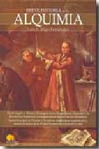 Portada de BREVE HISTORIA DE ALQUIMIA