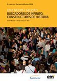 Portada de BUSCADORES DE INFINITO, CONSTRUCTORES DE HISTORIA
