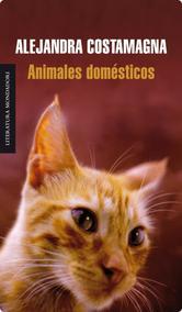 Portada de ANIMALES DOMÉSTICOS - EBOOK