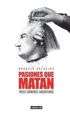 Portada de PASIONES QUE MATAN (EBOOK)