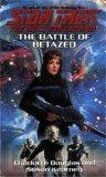Portada de THE BATTLE OF BETAZED (STAR TREK: THE NEXT GENERATION)