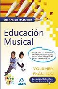 Portada de EDUCACION MUSICAL: CUERPO DE MAESTROS