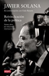 Portada de REIVINDICACIÓN DE LA POLÍTICA