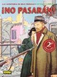 Portada de MAX FRIDMAN: NO PASARAN (2ª ED.)