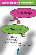 Portada de EL TRABAJO Y LA TECNOLOGIA