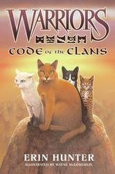 Portada de WARRIORS: CODE OF THE CLANS