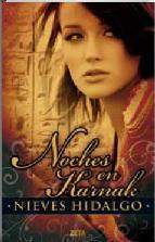 Portada de NOCHES DE KARNAK (EBOOK)