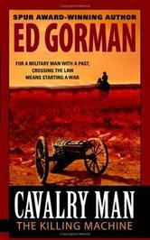 Portada de CAVALRY MAN: THE KILLING MACHINE