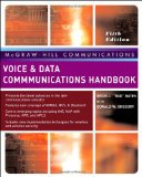 Portada de VOICE AND DATA COMMUNICATIONS HANDBOOK (MCGRAW-HILL COMMUNICATION SERIES)