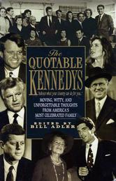 Portada de QUOTABLE KENNEDY'S