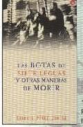 Portada de LAS BOTAS DE SIETE LEGUAS Y OTRAS MANERAS DE MORIR