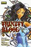 Portada de TRINITY BLOOD 10