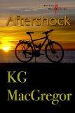 Portada de AFTERSHOCK: BOOK TWO IN THE SHAKEN SERIES