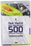 Portada de REAL MADRID BALONCESTO : 500 PREGUNTAS Y RESPU ESTAS