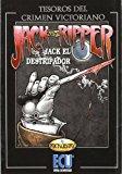 Portada de JACK THE RIPPER : DIARIO DE LOS CRIMENES DE WHITECHAPEL 1888-1889