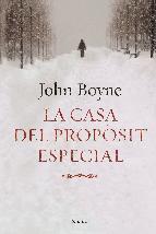 Portada de LA CASA DEL PROPÒSIT ESPECIAL (EBOOK)