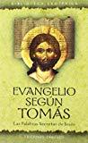 Portada de EVANGELIO SEGUN TOMAS: LAS PALABRAS SECRETAS DE JESUS