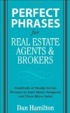 Portada de PERFECT PHRASES FOR REAL ESATE AGENTS AND BROKERS (PERFECT PHRASES SERIES)
