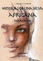 Portada de HISTORIAS DE UNA SELVA AFRICANA PARA MUNA