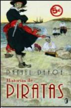 Portada de HISTORIAS DE PIRATAS