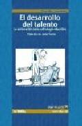 Portada de EL DESARROLLO DEL TALENTO: LA ACELERACION COMO ESTRATEGIA EDUCATIVA