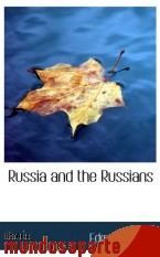 Portada de RUSSIA AND THE RUSSIANS