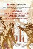 Portada de MOTIVOS DE LA ANTROPOLOGIA AMERICANISTA: INDAGACIONES EN LA DIFERENCIA