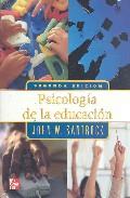 Portada de PSICOLOGIA DE LA EDUCACION