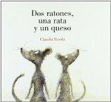 Portada de DOS RATONES, UNA RATA Y UN QUESO
