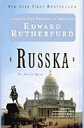 Portada de RUSSKA: THE NOVEL OF RUSSIA