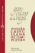 Portada de POESIA CASTELLANA