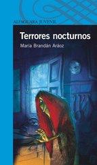 Portada de TERRORES NOCTURNOS (EBOOK)