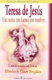 Portada de TERESA DE JESUS: UNA SANTA CON KARMA POR RESOLVER