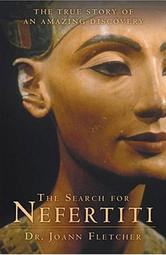 Portada de THE SEARCH FOR NEFERTITI